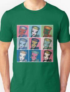 Warhol Barbie Unisex T-Shirt