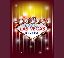 Welcome to fabulous Las Vegas Nevada sign Unisex T-Shirt