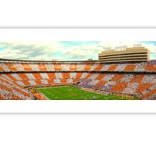 Neyland Stadium Panorama Sticker