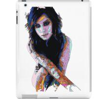 Kat Von D iPad Case/Skin