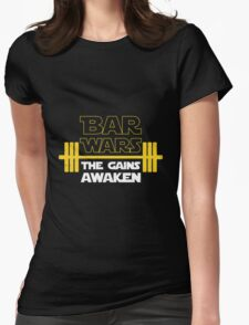 Bar Wars Womens Fitted T-Shirt