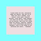 quote from the unknown by tylerandmisha