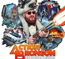 Action Bronson And The Alchemist Rare Chandeliers Cover by LiteTortoise