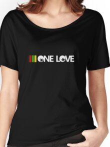 One Love Women's Relaxed Fit T-Shirt