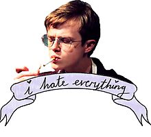 Dane DeHaan - I hate everything by redroseses