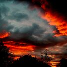Sky on fire, with a burning desire. by shelleybabe2