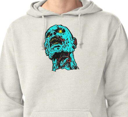 Zombie Pullover Hoodie