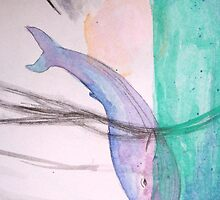 PELUSA - Whale by jimenablack