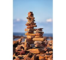 Morning Zen Photographic Print