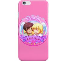 Team Eremin Merch iPhone Case/Skin