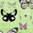 Angela - butterflies by hbearyo