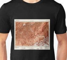 USGS TOPO Map Alaska AK Mount McKinley 361200 1952 250000 Unisex T-Shirt