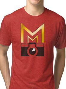 Mark Maker Productions Shirt_01 Tri-blend T-Shirt