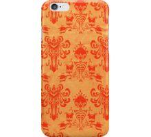 Madame Leota- orange iPhone Case/Skin