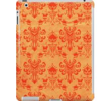 Madame Leota- orange iPad Case/Skin
