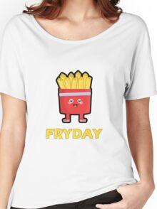 FRYDAY Women's Relaxed Fit T-Shirt