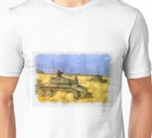 42nd Armoured Division - WWII Unisex T-Shirt