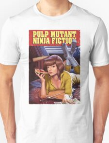 Pulp Mutant Ninja Fiction T-Shirt