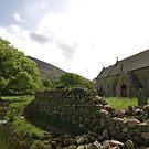 St Bega's Church, Lake District, UK by Trevor Needham