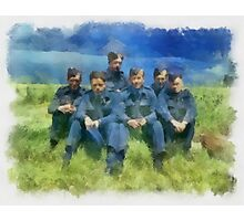 The Dambusters 917 Squadron WWII Photographic Print