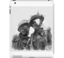 Wounded Heroes - WWII iPad Case/Skin