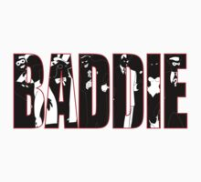 Batman Villians Baddie Kids Tee