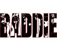Batman Villians Baddie Photographic Print