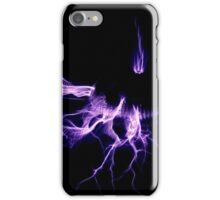 Tesla Coil Lightning iPhone Case/Skin