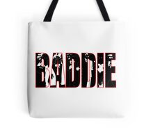 Batman Villians Baddie Tote Bag