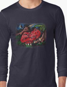 While Giants Sleep Long Sleeve T-Shirt