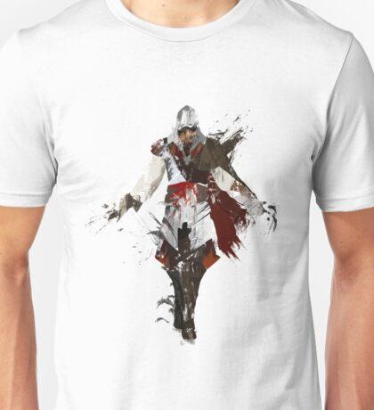 Assasin's Creed Spatter Art Unisex T-Shirt