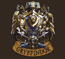 Harry potter United Gryffindor and ravenclaw team emblem by threesecond