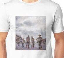 To War - WWII Soldiers Unisex T-Shirt
