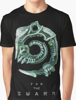 For the Swarm Graphic T-Shirt