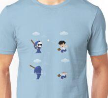 baseball death Unisex T-Shirt