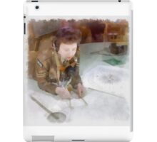 Auxialiary Territorial Defence - WWII iPad Case/Skin