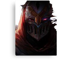 League of Legends - Zed Canvas Print