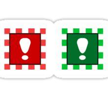 Power-up Blocks Sticker