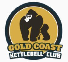 The Basic Gold Coast Kettlebell Club – Supporters – T-Shirt 2 by gckbc