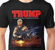 RAMBO TRUMP Unisex T-Shirt