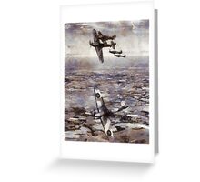 Battle of Britain - WWII Greeting Card