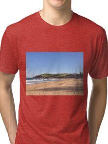 South Coast - Let's Go to the Beach Tri-blend T-Shirt