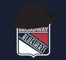 Broadway Blueshirts by Societee