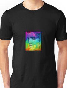 Elvis the king Of Rock & Roll Unisex T-Shirt