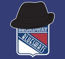 Broadway Blue Shirts by Societee