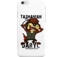 Tasmanian Daryl Dixon iPhone Case/Skin