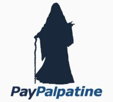 PayPalpatine by Marconi Rebus