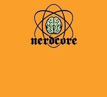 Nerdcore - Atomic Nucleus Brain Unisex T-Shirt