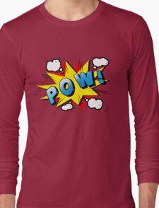 pow  Long Sleeve T-Shirt