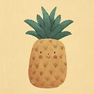 Pineapple by Tess Smith-Roberts